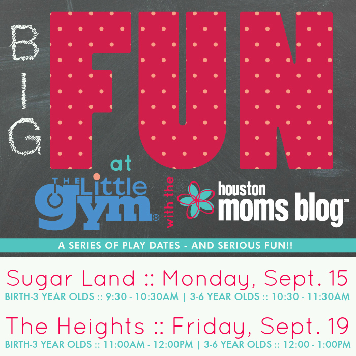 The Little Gym Play Date Series - 1