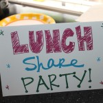 Lunch Share Party :: New ideas for kid food!