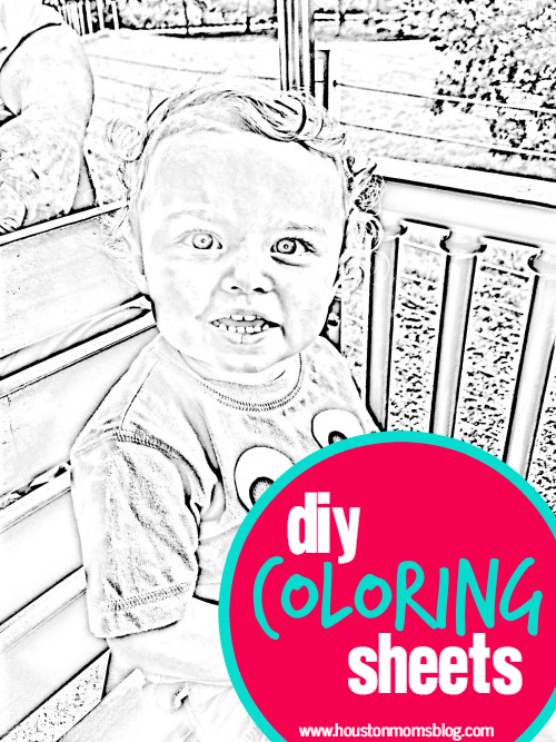 diy coloring sheets