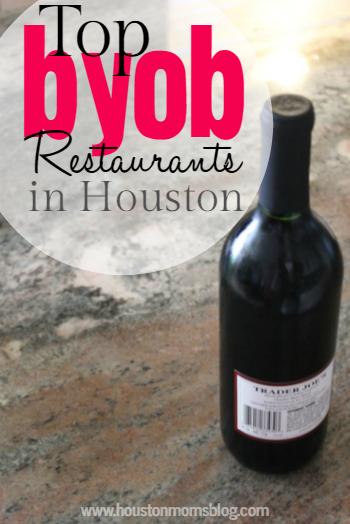 Top BYOB Restaurants in Houston