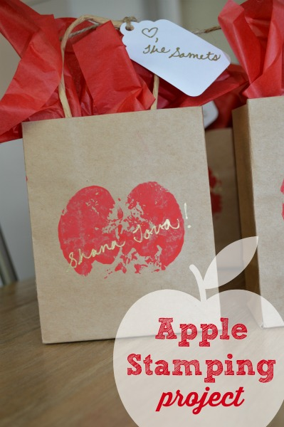 apple stamping porject