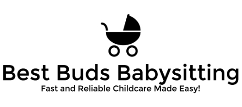 Best Buds Babysitting Logo
