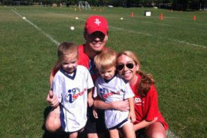 In search of Coach Mom