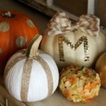 20 Ways to Decorate a Pumpkin