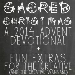 Sacred Christmas 2014 Ad