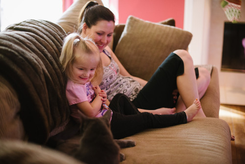 Mommy, Can We Just Stay Home? | Houston Moms Blog
