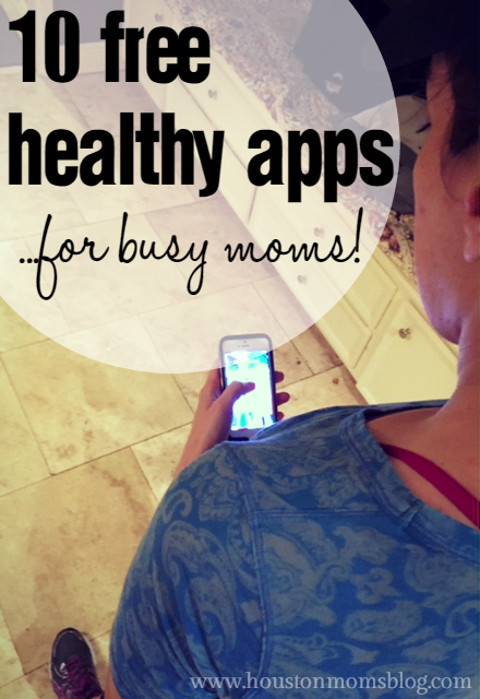 Free Healthy Apps for Moms 2
