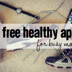 Free Healthy Apps for Moms