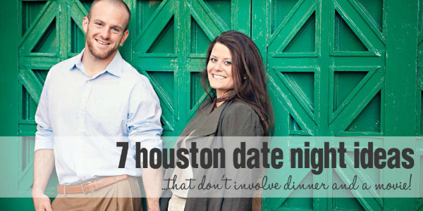 Houston dating spots