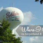 Where I Go… {The Meyerland/Bellaire Edition}