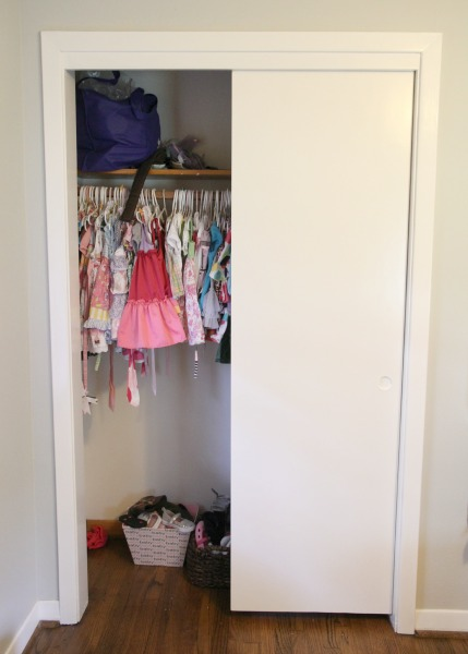 ... By Removing The Sliding Doors And Taking Out All The Junk In The Bottom  Of The Closet. The Challenge For This Project Is That You Lose Storage Space,  ...