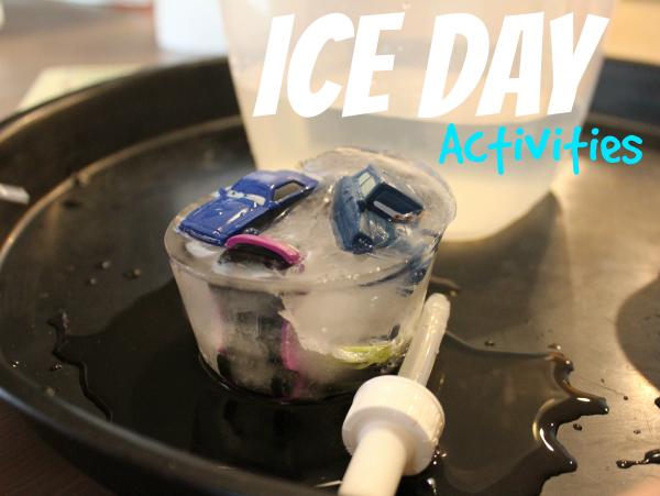 ice day activities