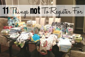 Baby Registry - Featured