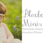 Bluebonnet Mini Sessions with Momma's Gonna SNAP