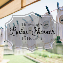 Houston Baby Shower - Featured