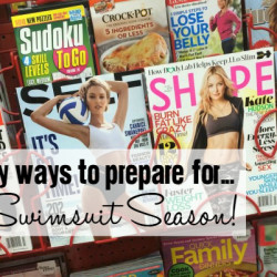 Preparing for Swimsuit Season - Featured