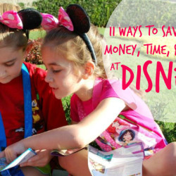Save Time & Money at Disney - Featured