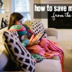How to Save Money…From the Couch {+ $100 Amazon giveaway too!}
