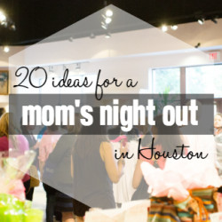 Mom's Night Out Ideas - Featured