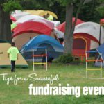 5 Tips for a Successful Fundraising Event {+ TWO Mother's Day Market Giveaways!}