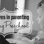 Perspectives in Parenting :: Delaying Preschool