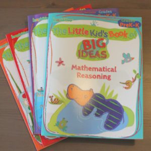Preparing for Kindergarten 1