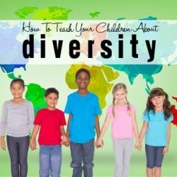 Teach Children About Diversity - Featured