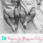 How To Prepare for Baby In Only 3 Days