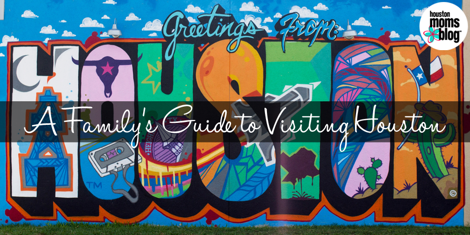 Houston Visitors Guide - Featured