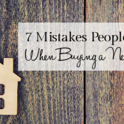 Mistakes When Buying a New Home - Featured