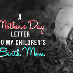 Mother's Day Letter - Featured