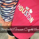 My {Realistic} Summer Capsule Wardrobe