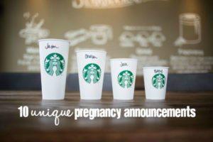 Unique Pregnancy Announcements - Featured