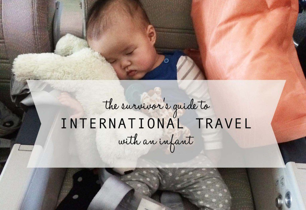 International Travel with an Infant