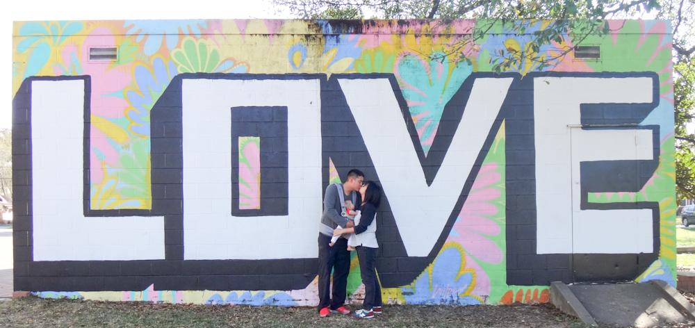 LOVE_mural_houston_heights