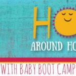 Hop Around Houston with Baby Boot Camp