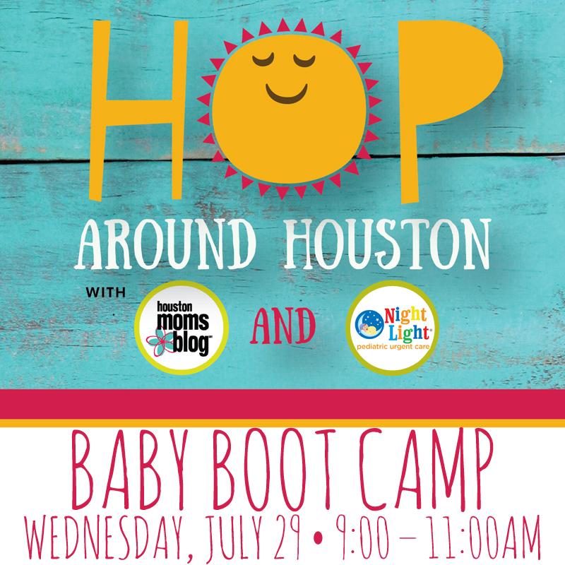 Hop Around Houston - Baby Boot Camp
