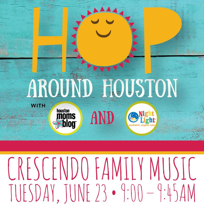 Hop Around Houston - Crescendo