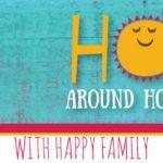 Hop Around Houston with Happy Family