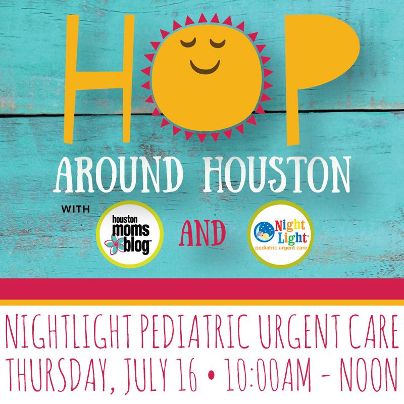 Hop Around Houston - NightLight