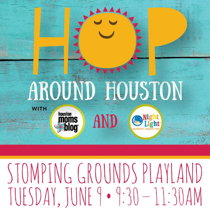 Hop Around Houston - Stomping Grounds
