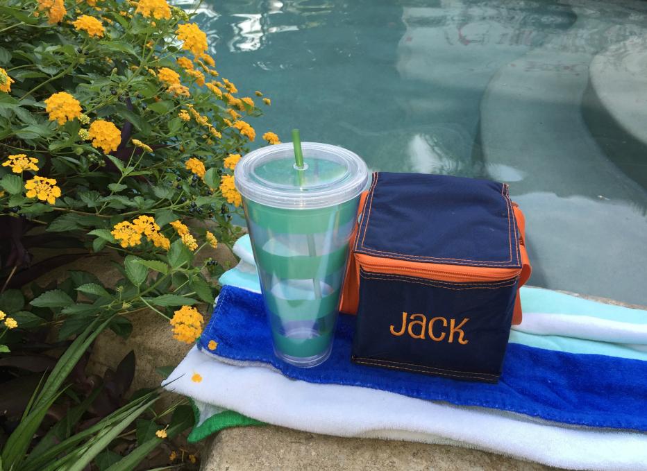 Pool Bag Essentials Snacks