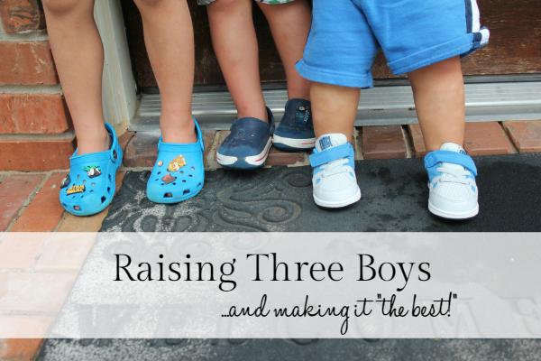 Raising Boys - Featured