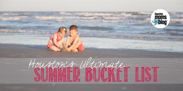 Summer Bucket List 2015 - Featured