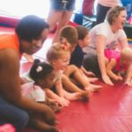 Recap #5 :: BIG Fun at The Little Gym {Spring & Memorial}