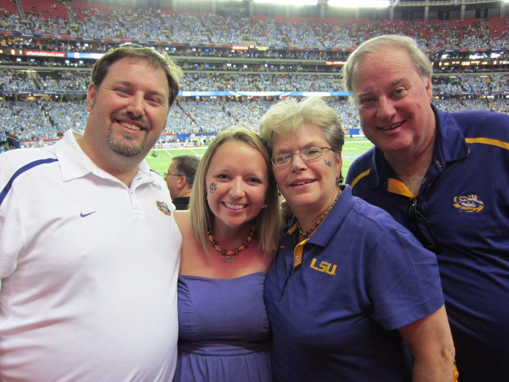 LSU In Laws