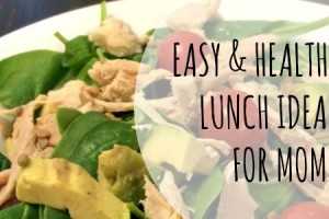 Lunch Ideas Mom - Featured