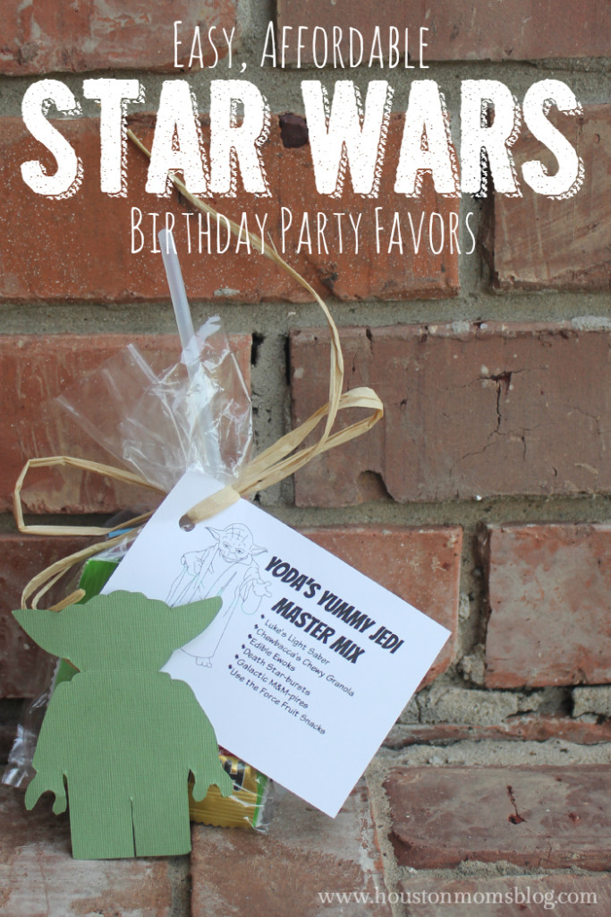 Star Wars Party Favors
