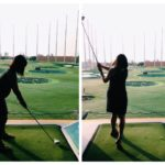 A Mom's Night Out at Topgolf Spring