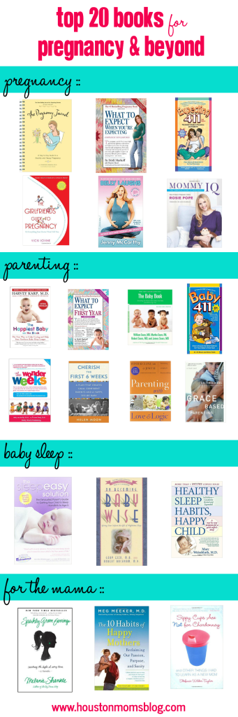 pregnancy books & beyond
